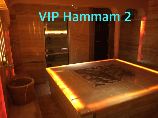 Hammam VIP 2 booking