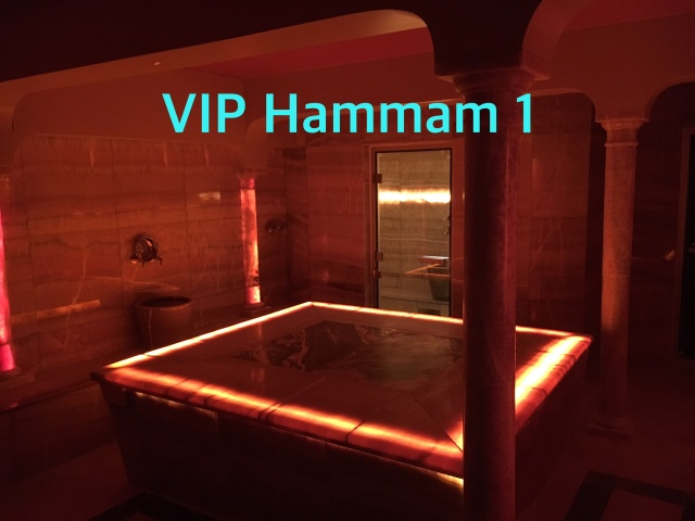 Par og Hammam VIP 1 booking