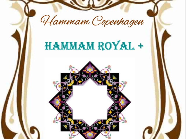 Hammam Royal+ 1250,-